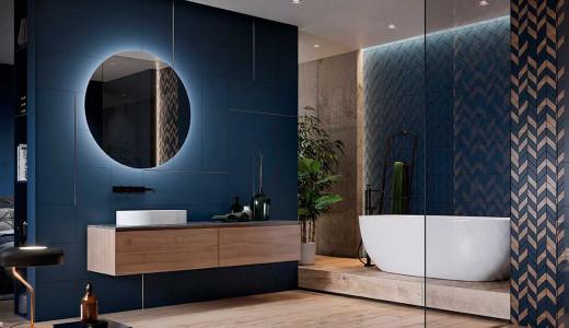 Настінна плитка - приваблива складова декору приміщення