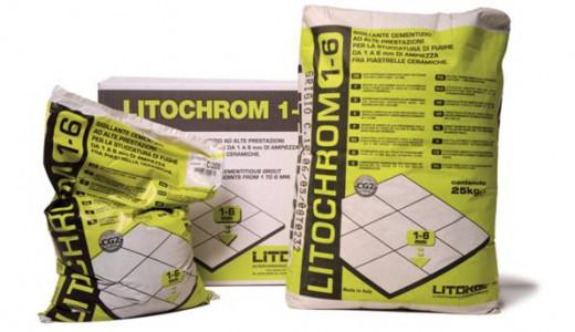 Будівельна хімія Litokol