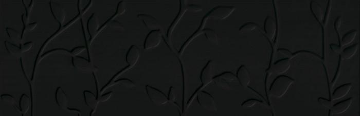 WINTER VINE STRUCTURE BLACK  - фото 1