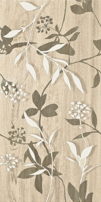 ANTONELLA BEIGE WOOD DECOR - фото 1