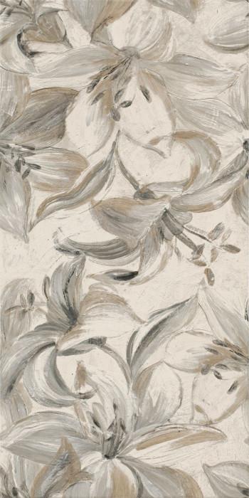 DOMUS BEIGE INSERTO FLOWER  - фото 1