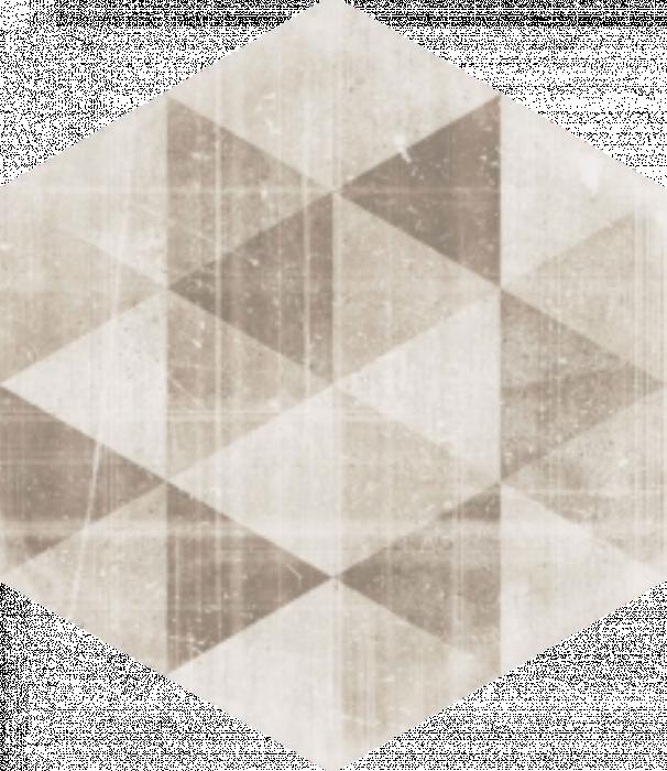 HEXX UNIVERSUM HEKSAGON MOTYW CREMA - фото 1