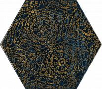 URBAN COLOURS BLUE INSERTO HEKSAGON A