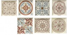 FORCADOS KAFEL BEIGE DECOR MIX