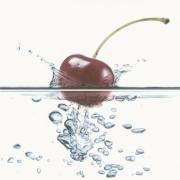 WATER SPARKLES INSERTO CHERRY