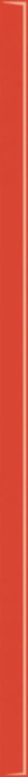 UNIVERSAL GLASS STRIP RED - фото 1